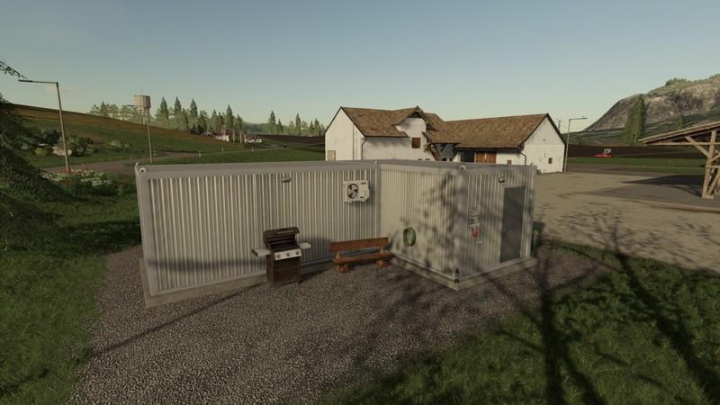 Trending mods today: Residential container v1.0.0.0