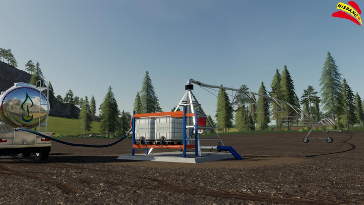 Trending mods today: Pivot Lindsay Zimmatic 124m Colocable v2.0.0.0
