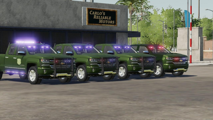 Trending mods today: 2016 Chevy Iowa Game Warden v2.0