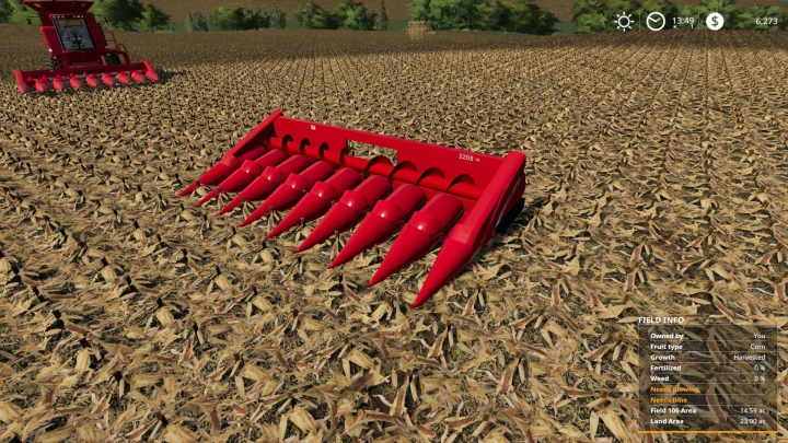 CASEIH 1020 and 2208 Header pack v1.0 category: Cutters