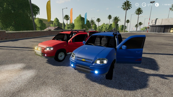 Trending mods today: NIVA Chevrolet v2.0
