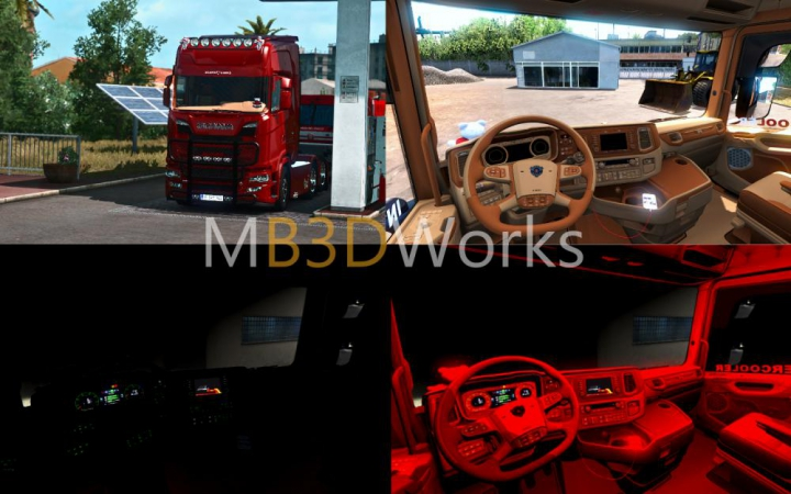 Trending mods today: Scania S520 V8 Custom v3 1.37.x