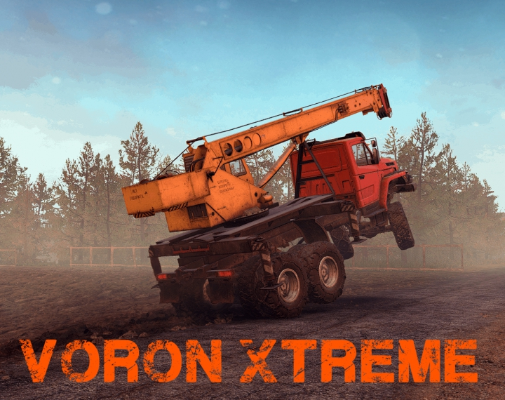 Voron Xtreme Truck v4 category: Trucks