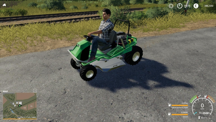 Trending mods today: Climber Kart v1.0