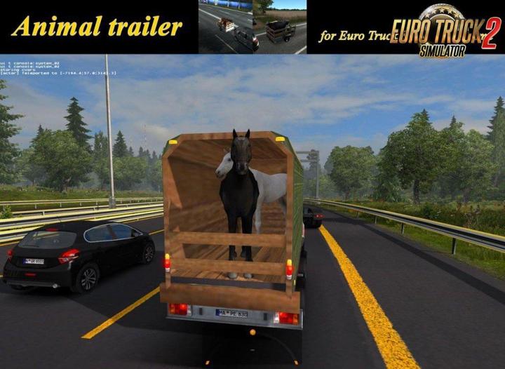 Trending mods today: Animal Trailer in Traffic v2.0