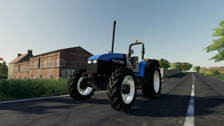 Trending mods today: New Holland TS90 Fixed v3.0.1.0