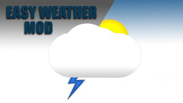 Trending mods today: Easy Weather Mod v1.01