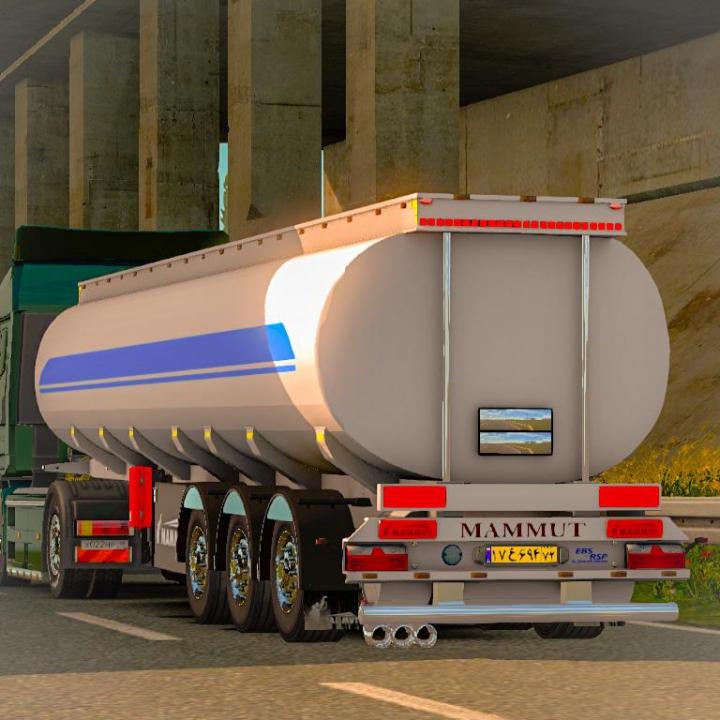 Trending mods today: Mammut – Oil Tanker v1.0