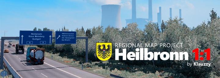 Trending mods today: RMP: Heilbronn 1:1 v1.1 for 1.37