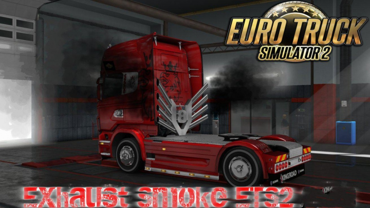 Trending mods today: Exhaust Smoke 1.37