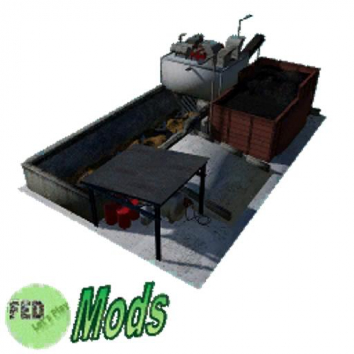 Trending mods today: LS19 Komposter v1.0