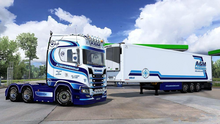 Trending mods today: A&M Commercials Scania S Combo 1.37