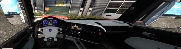 Trending mods today: Luxury Interior Scania Streamline v1.0