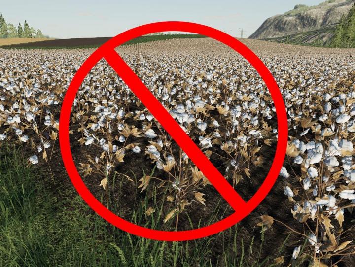 Trending mods today: No More Cotton v1.0.0.0