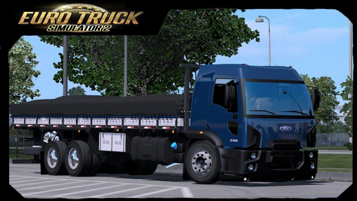 Trending mods today: Trucks for EAA Map 1.37