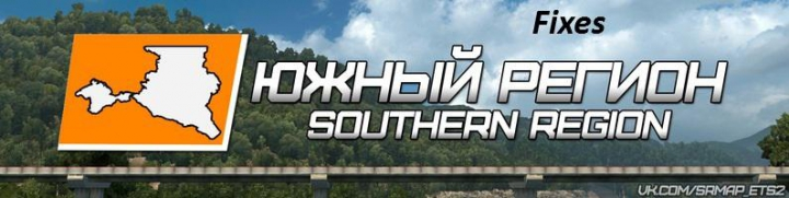 Fixes for Southern Region 1.37 category: Maps
