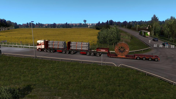 Trending mods today: B-Triple with Cargo v1.0