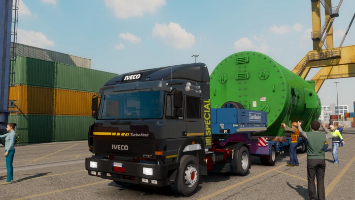 Trending mods today: Iveco Turbostar by Ralf84 v1.1