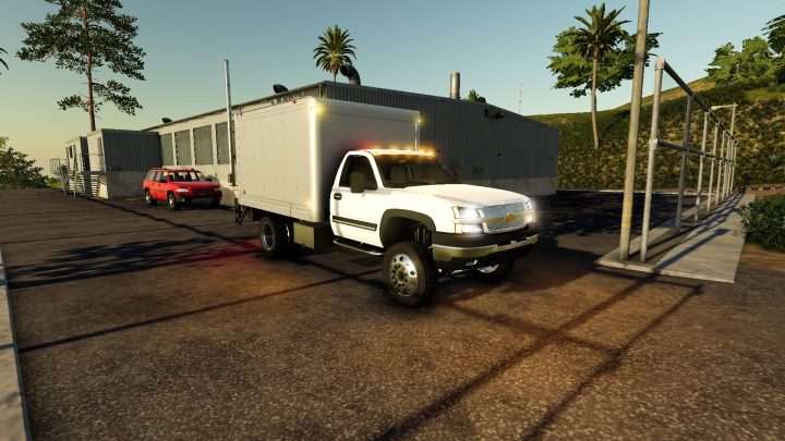 Trending mods today: Chevy 3500 Box Truck