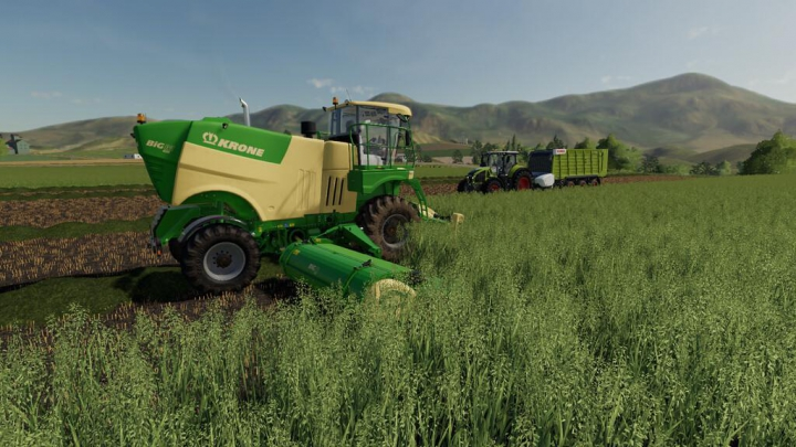 Trending mods today: Green Mowing v1.0.0.0