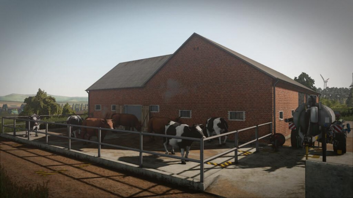 Trending mods today: Buildings With Cows v1.0.0.0