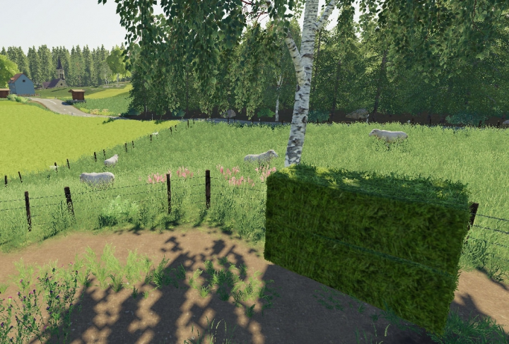 Trending mods today: Buyable Grass Bales by CaptnKurdish