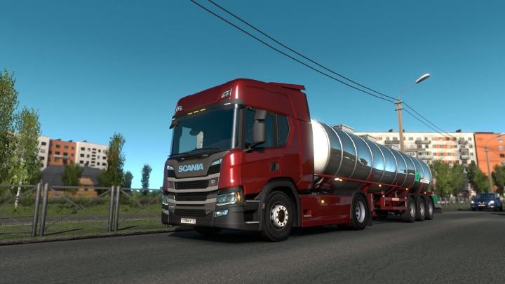 Trending mods today: Scania Next Gen P/G/R/S v2.1 1.37