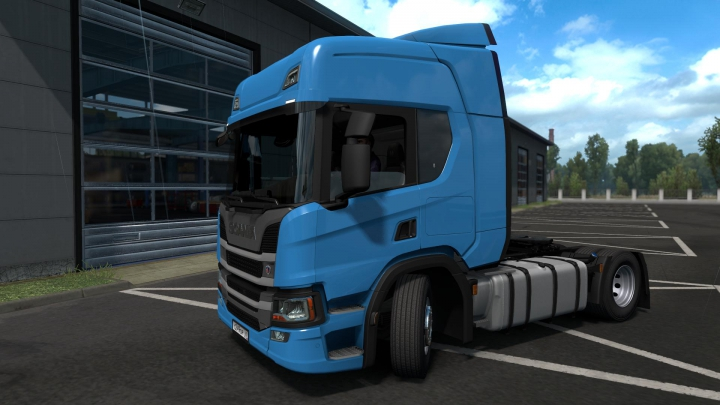 Trucks Scania Next Gen P/G/R/S v2.1 1.37