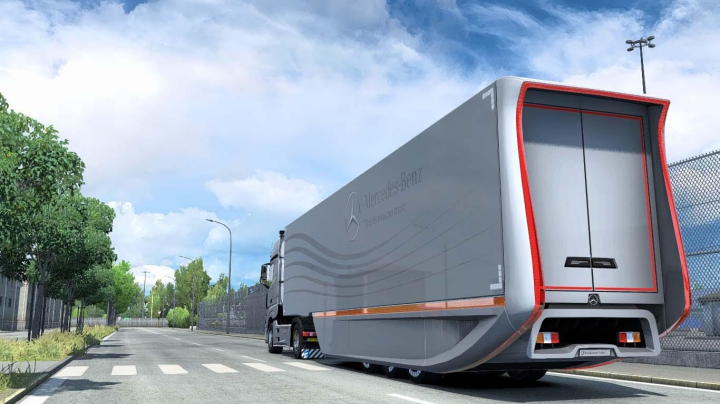 Trailers MB AeroDynamic Trailer v14.05.20 1.37.x