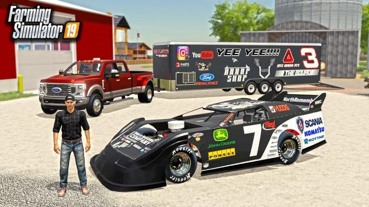 Cars Race Car