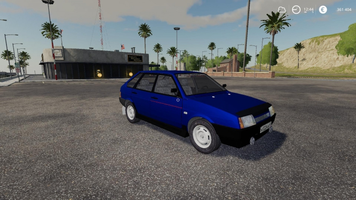 Trending mods today: VAZ 2109 v2.0