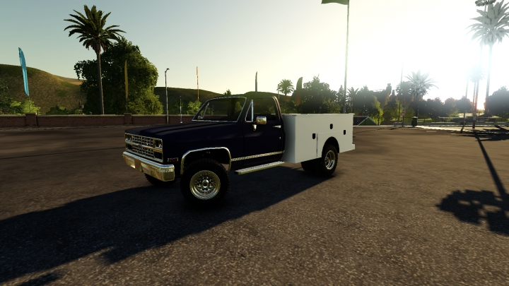 Trending mods today: Chevy Service Truck W.I.P