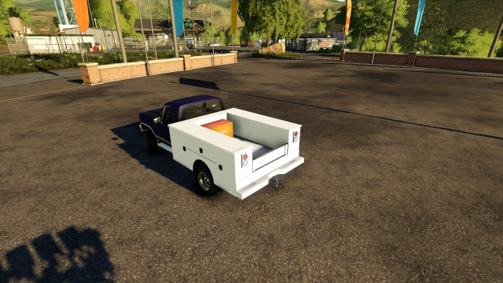 Cars Chevy Service Truck W.I.P