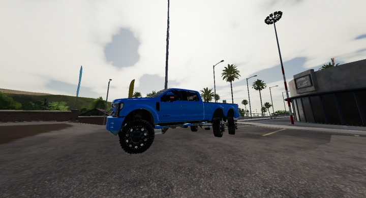 Trending mods today: ford f-550 overkill