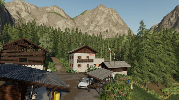 Trending mods today: Tyrolean Alps v1.2.0.0