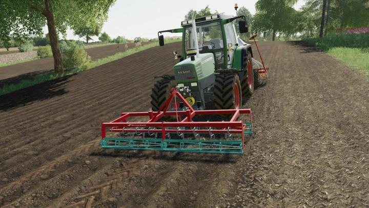 Trending mods today: Front Cultivator Kverneland v1.0.0.0