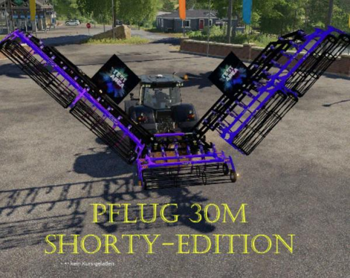 Trending mods today: Plow 30m Shorty - Edition v1.2.0.0