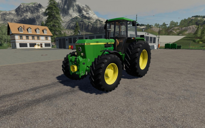 Trending mods today: JD 4x50 v1.0.0.0