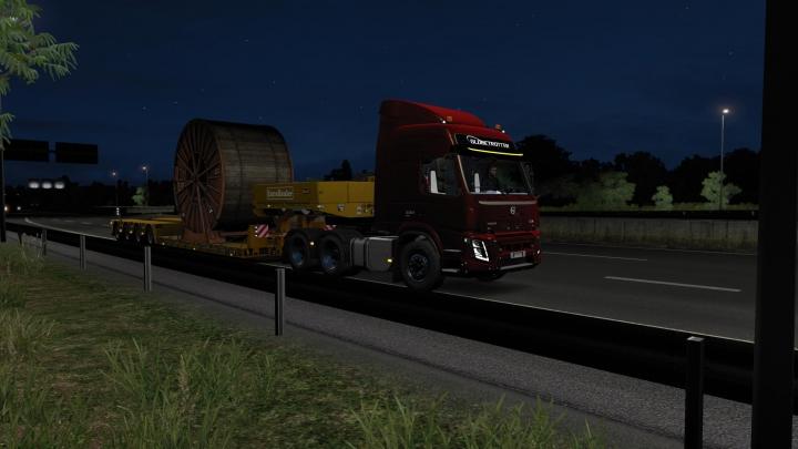 Trucks Volvo FM/FMX fix v1.2.1 1.37
