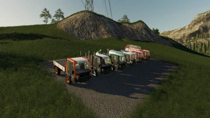 Trending mods today: Lindner Unitrac Pack v1.0.0.0
