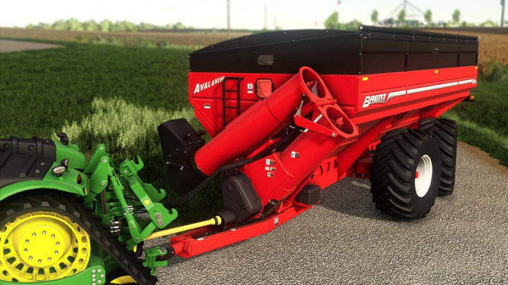 Trailers Brent Avalanche 1596 v1.0.0.0