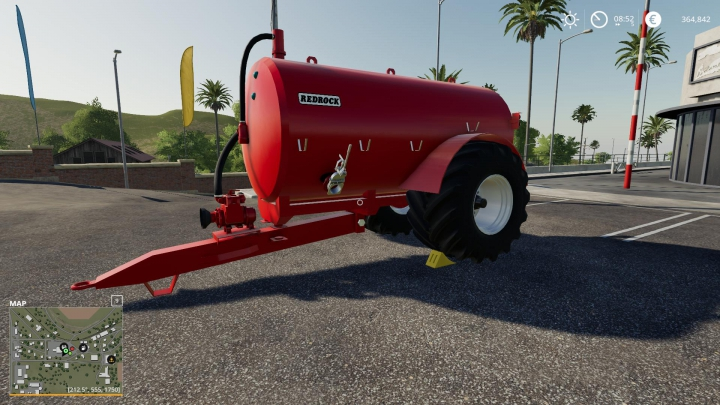 Trending mods today: Redrock slurry tanker v1.0