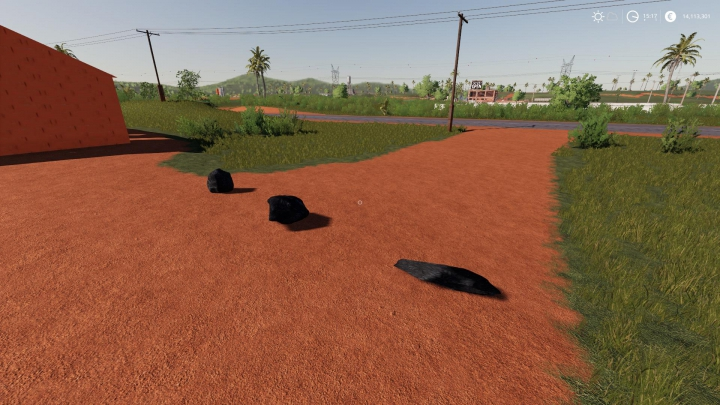 Trending mods today: Dynamic Coal Rock with Filltype v0.5