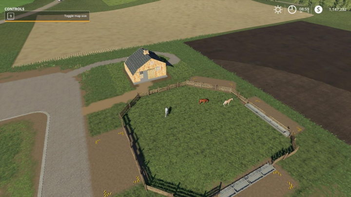 Trending mods today: Small Horse Barn and paddock beta