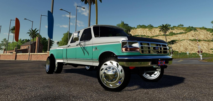 1997 Ford OBS v1.1 category: Cars