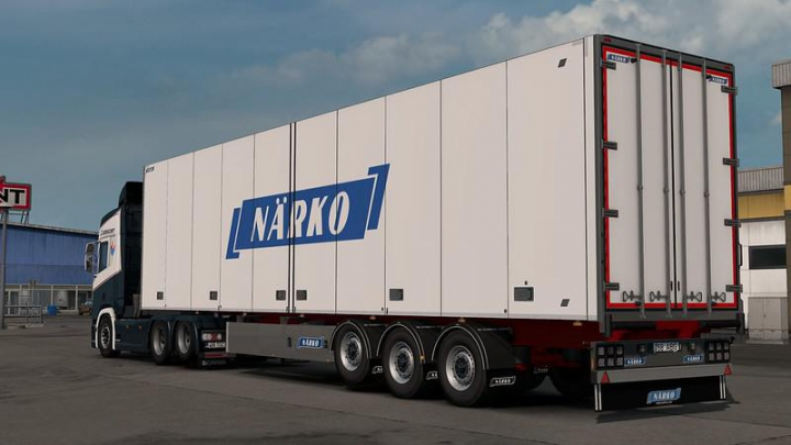 Trending mods today: Narko trailers by Kast v1.1.2 1.37