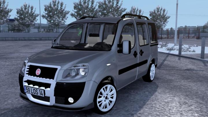Fiat Doblo D2 V1R30 1.37 category: cars