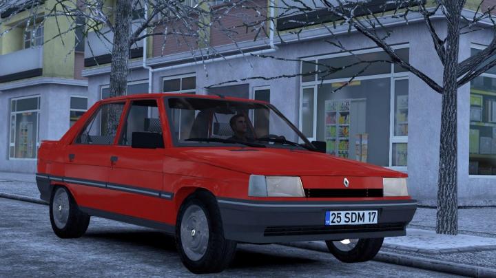 Renault 9 V1R30 1.37 category: cars