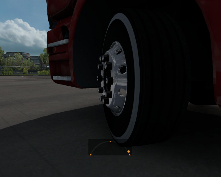 Alcoa Wheel And Tire Mod 1.37 category: Parts & Tuning