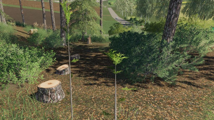 Trending mods today: Player Plant Trees v1.0.0.0